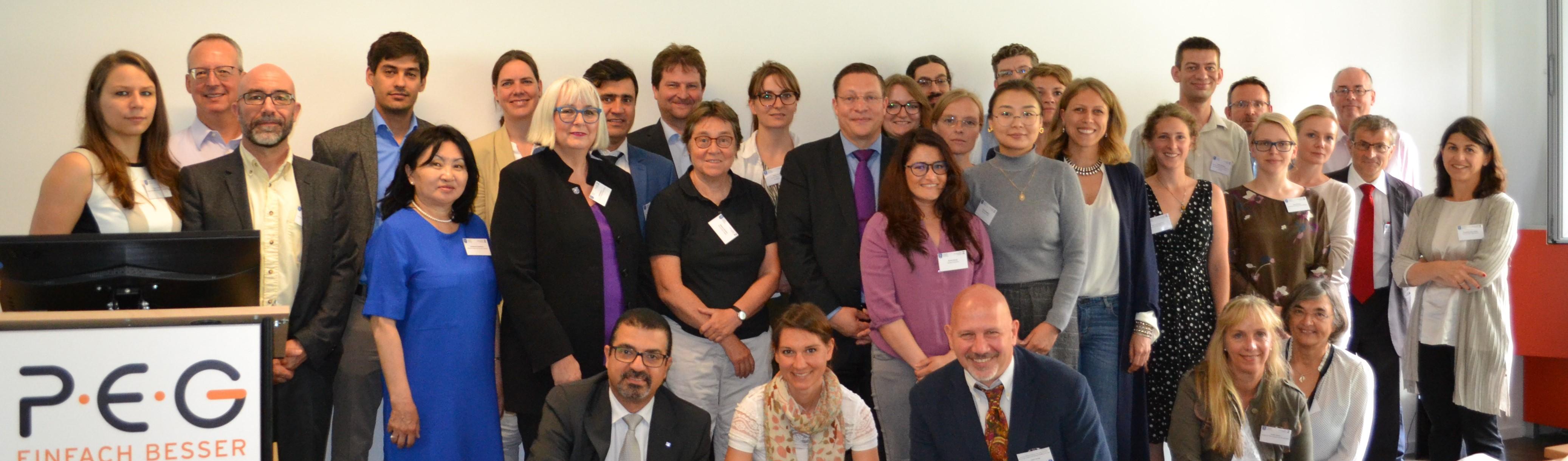 Conference participants image